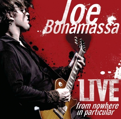 Joe Bonamassa ‎– Live From Nowhere In Particular (2xLP)