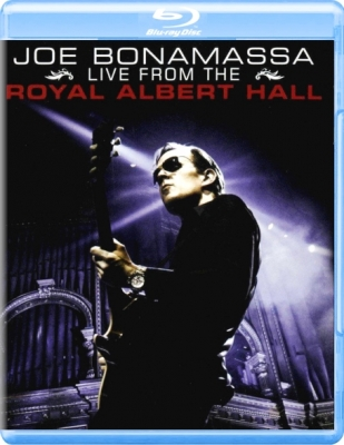 Joe Bonamassa ‎– Live From The Royal Albert Hall