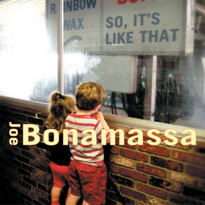 Joe Bonamassa ‎– So It's Like That