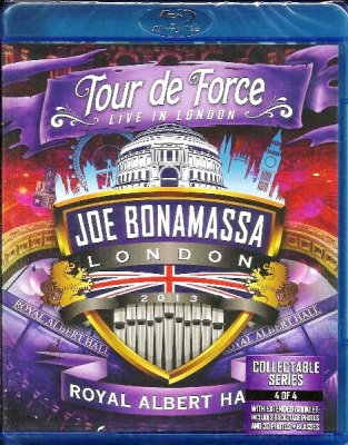Joe Bonamassa ‎– Tour De Force - Live In London - Royal Albert Hall