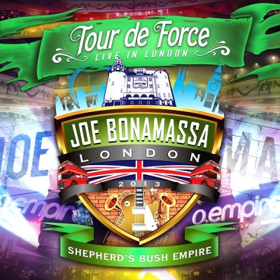 Joe Bonamassa ‎– Tour De Force - Live In London - Shepherd's Bush Empire (3xLP)