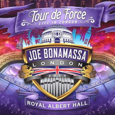 Joe Bonamassa ‎– Tour De Force - Live In London - Royal Albert Hall (3xLP)