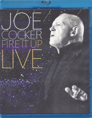 Joe Cocker ‎– Fire It Up Live
