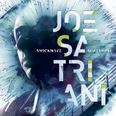 Joe Satriani ‎– Shockwave Supernova (2xLP)