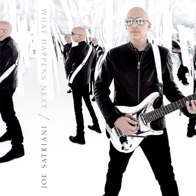 Joe Satriani ‎– What Happens Next (2xLP)