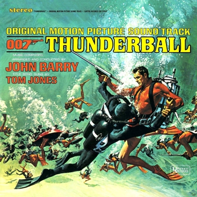 John Barry ‎– Thunderball (Original Motion Picture Soundtrack)