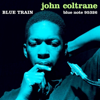 John Coltrane ‎– Blue Train (Цветная Пластинка)