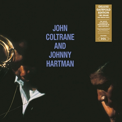 John Coltrane And Johnny Hartman ‎– John Coltrane And Johnny Hartman
