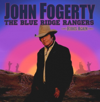 John Fogerty ‎– The Blue Ridge Rangers Rides Again