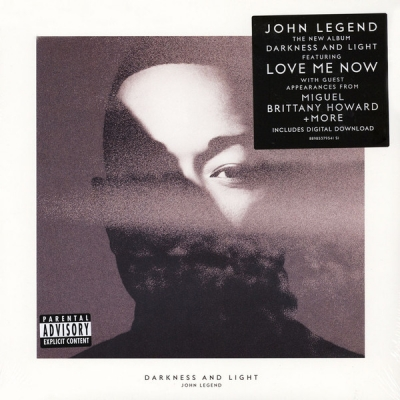John Legend ‎– Darkness And Light (2xLP)