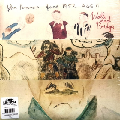 John Lennon ‎– Walls And Bridges