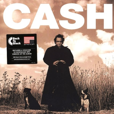 Johnny Cash ‎– American Recordings