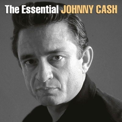 Johnny Cash ‎– The Essential Johnny Cash (2xLP)