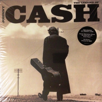 Johnny Cash ‎– The Legend Of Johnny Cash (2xLP)