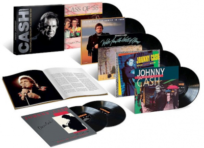 Johnny Cash - Complete Mercury Albums 1986-1991 (7xLP)