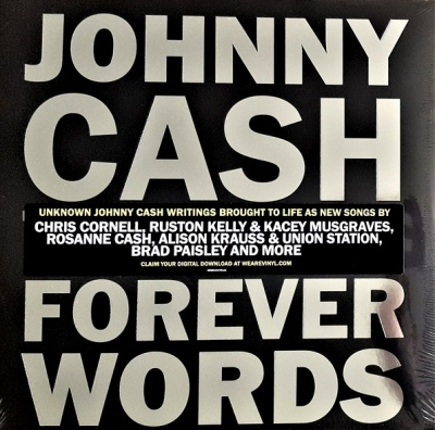 Various ‎– Johnny Cash: Forever Words (2xLP)