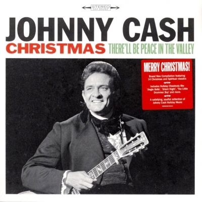 Johnny Cash - Christmas There'll Be Place In The Valley