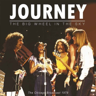 Journey ‎– The Big Wheel In The Sky