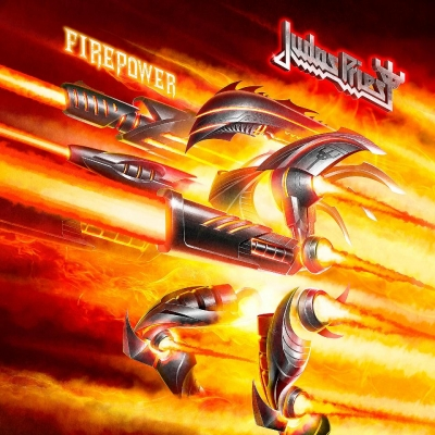 Judas Priest ‎– Firepower (2xLP, RED)