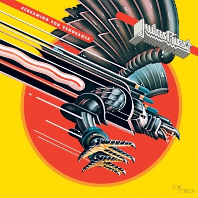 Judas Priest ‎– Screaming For Vengeance