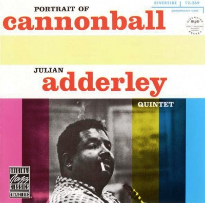 Julian Adderley Quintet ‎– Portrait Of Cannonball