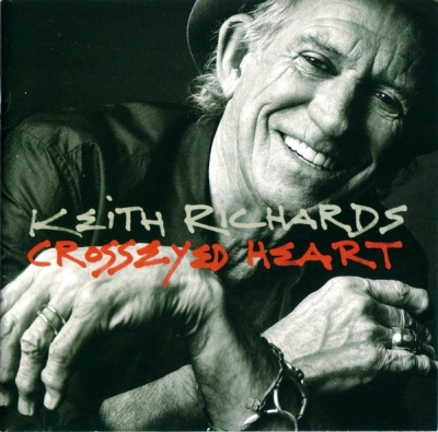 Keith Richards ‎– Crosseyed Heart