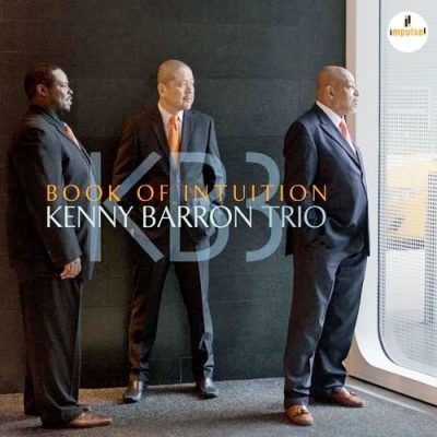 Kenny Barron Trio ‎– Book Of Intuition