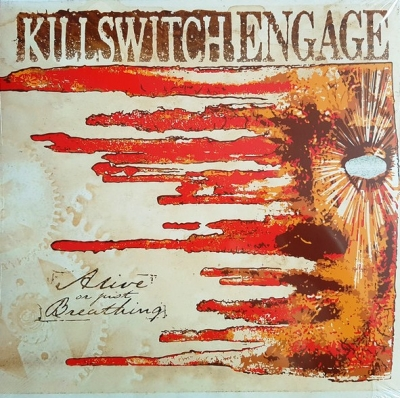 Killswitch Engage ‎– Alive Or Just Breathing