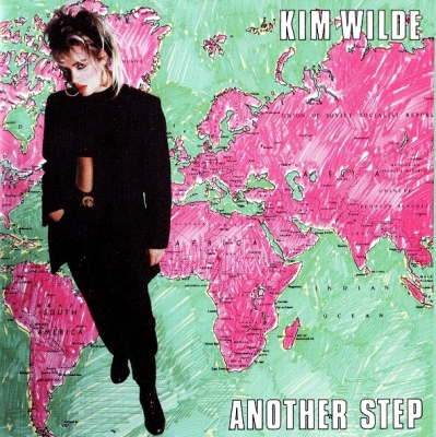 Kim Wilde ‎– Another Step (2xCD)