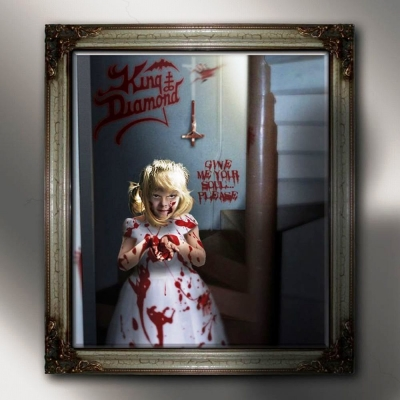 King Diamond ‎– Give Me Your Soul... Please (2xLP, Picture Disc)
