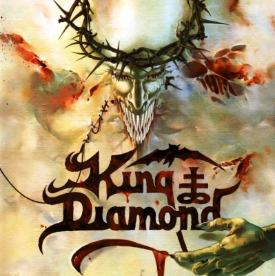 King Diamond ‎– House Of God (2xLP)