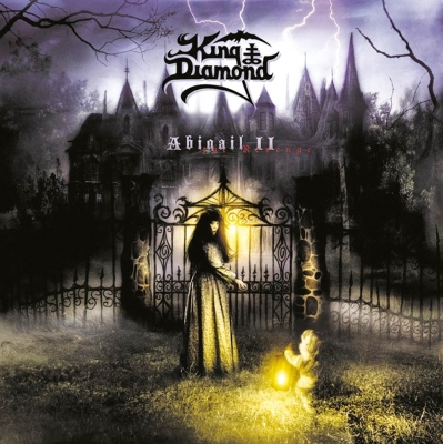 King Diamond ‎– Abigail II: The Revenge (2xLP, Picture Disc)