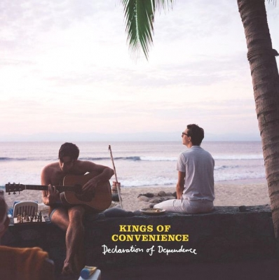 Kings Of Convenience ‎– Declaration Of Dependence