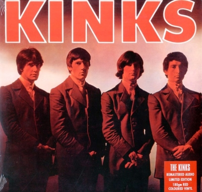 The Kinks ‎– Kinks