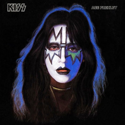 Kiss, Ace Frehley ‎– Ace Frehley