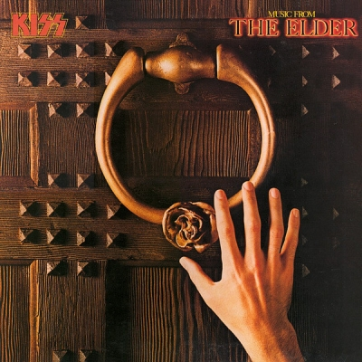 Kiss ‎– (Music From) The Elder