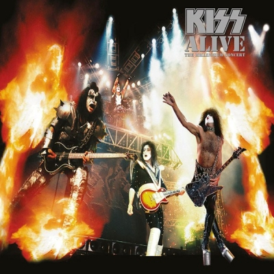 Kiss ‎– Alive: The Millennium Concert (2xLP)