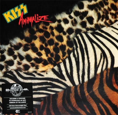 Kiss ‎– Animalize