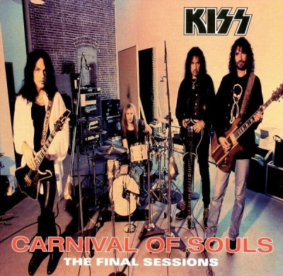 Kiss ‎– Carnival Of Souls: The Final Sessions