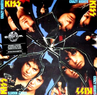 Kiss ‎– Crazy Nights