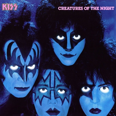 Kiss ‎– Creatures Of The Night