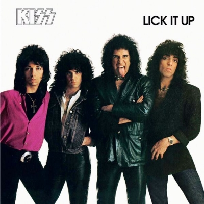 Kiss ‎– Lick It Up