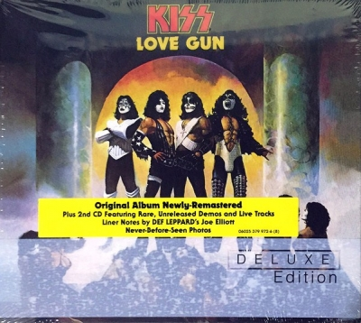 Kiss ‎– Love Gun (2xCD) (Deluxe Edition)