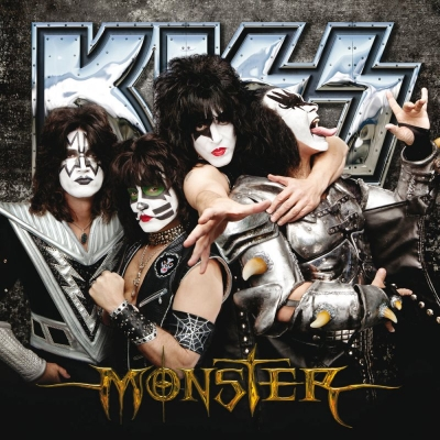 Kiss ‎– Monster