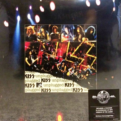 Kiss ‎– Unplugged (2xLP)