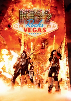 Kiss ‎– Kiss Rocks Vegas