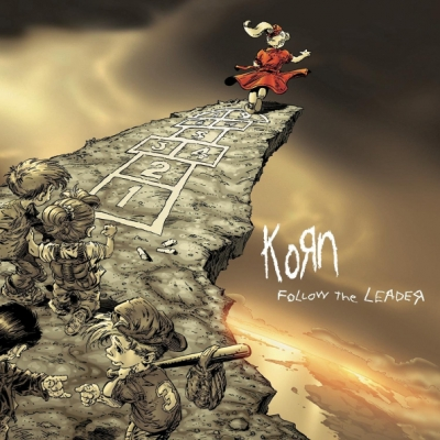 Korn ‎– Follow The Leader (2xLP)