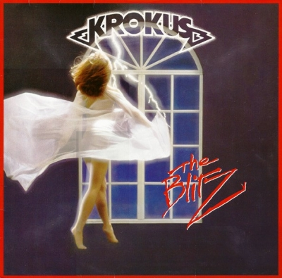 Krokus ‎– The Blitz (Limited Edition, 180 Gram White Vinyl)