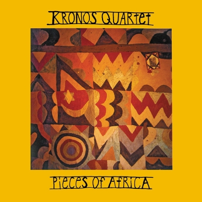 Kronos Quartet ‎– Pieces Of Africa (2xLP)