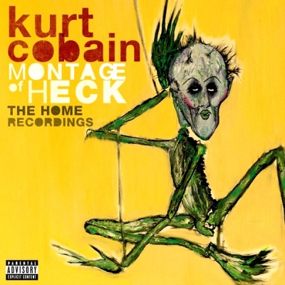 Kurt Cobain ‎– Montage Of Heck: The Home Recordings (2xLP)